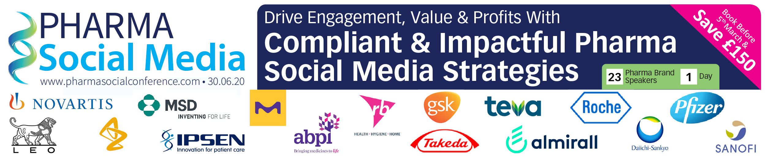 Pharmaceutical Social Media Conference